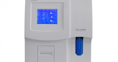 Hematology Analyzer - BCC 3000 - smartmedicaleg