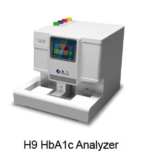 HB A1C - Ion Exchange Chromatography Diagnostic Platform - smartmedicaleg