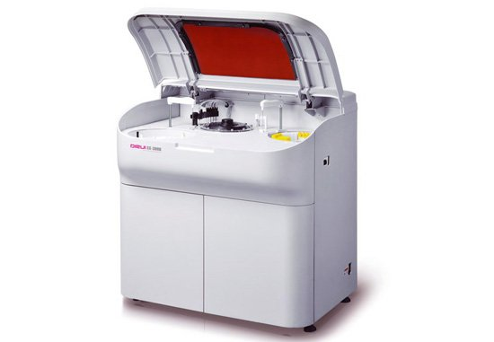 Chemistry Analyzer – CS 300b (Floor) – Full Automated - smartmedicaleg