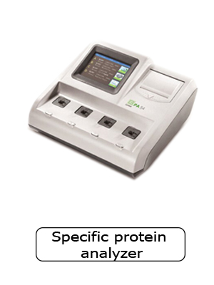 Specific Protein Analyzer